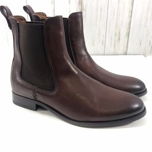 NEW FRYE Melissa Chelsea Ankle Boots Size 9